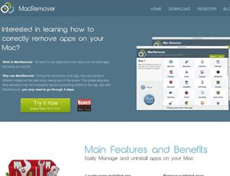 macremover.com screenshot