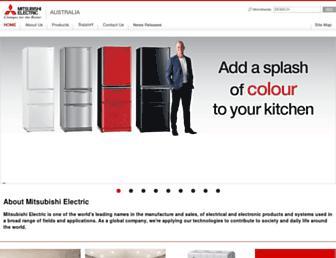 Thumbshot of Mitsubishi-electric.com.au
