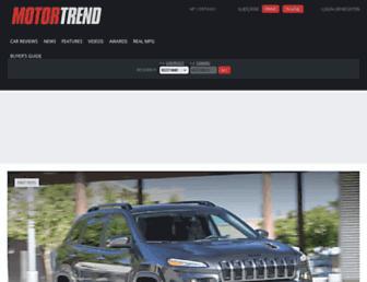 m.motortrend.com screenshot
