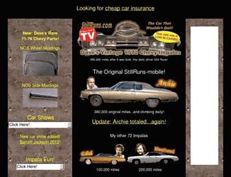 Thumbshot of Stillruns.com