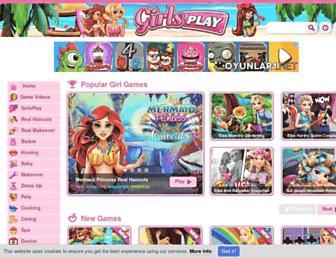 Thumbshot of Girlsplay.com