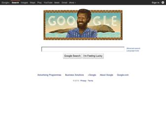 Thumbshot of Google.com.au
