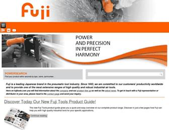 fujitools.com screenshot