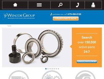 wencor.com screenshot