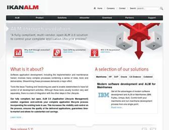 ikanalm.com screenshot