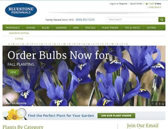 Thumbshot of Bluestoneperennials.com