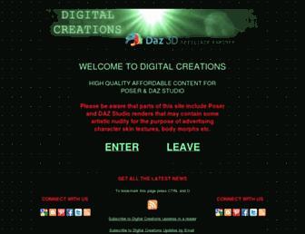 most-digital-creations.com screenshot