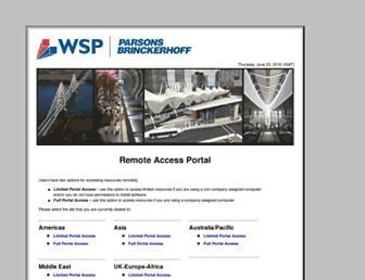 remoteaccess.onepb.net screenshot