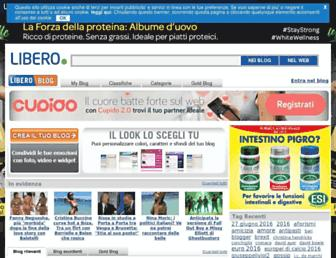 blog.libero.it screenshot