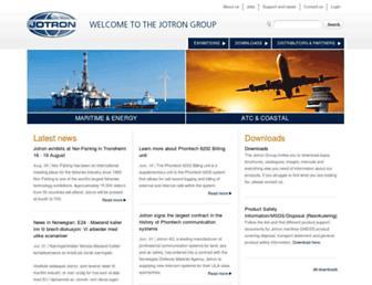 jotron.com screenshot
