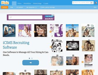 en.pixiz.com screenshot