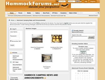 Thumbshot of Hammockforums.net
