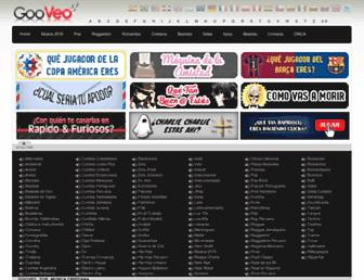 gooveo.com screenshot