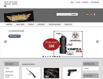 airsoftestartit.com screenshot