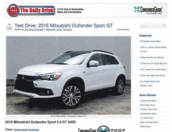 blog.consumerguide.com screenshot