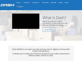 Thumbshot of Darkcoin.io