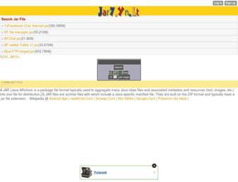 jar7.yn.lt screenshot