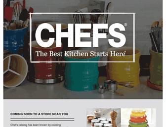 Thumbshot of Chefscatalog.com