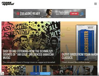 Thumbshot of Massappeal.com