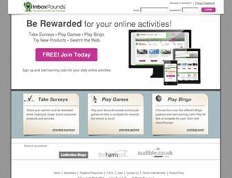 Thumbshot of Inboxpounds.co.uk