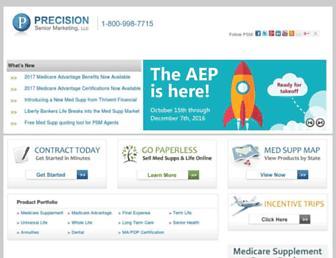 psmbrokerage.com screenshot