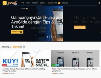 jurnalapps.co.id screenshot