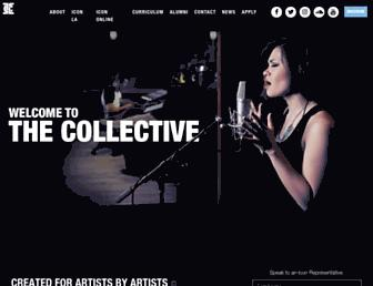 iconcollective.com screenshot