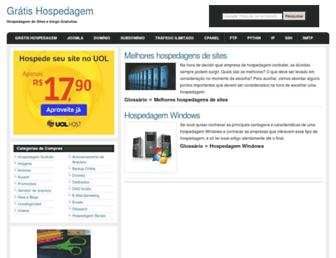gratishospedagem.com.br screenshot
