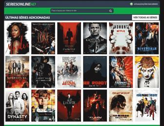seriesonlinehd.biz screenshot
