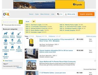 sp.olx.com.br screenshot
