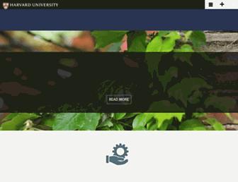 hwp.harvard.edu screenshot