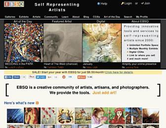 Thumbshot of Ebsqart.com