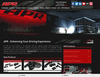 goapr.com screenshot