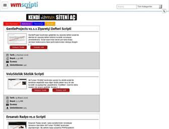 wmscripti.com screenshot