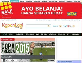 game.kapanlagi.com screenshot
