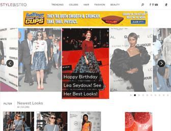 Thumbshot of Stylebistro.com