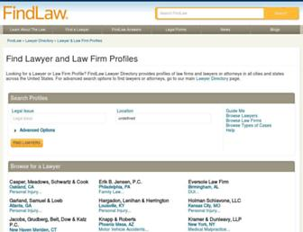 pview.findlaw.com screenshot