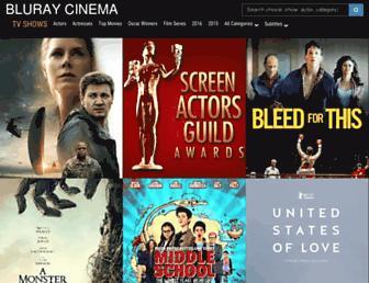 bluraycinema.com screenshot