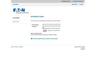pqlit.eaton.com screenshot