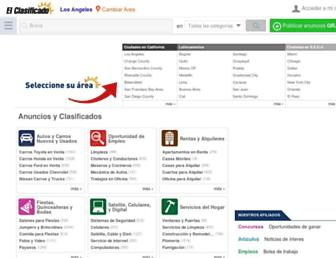 elclasificado.com screenshot