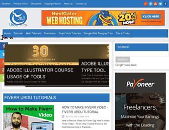 Thumbshot of Urdututs.com