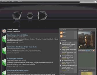 ryoushin.com screenshot
