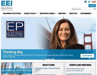 eei.org screenshot