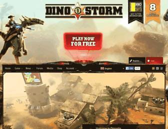 Thumbshot of Dinostorm.com
