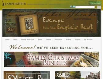 lamplighter.net screenshot