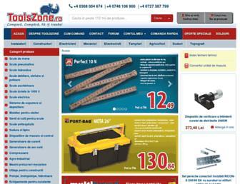 toolszone.ro screenshot