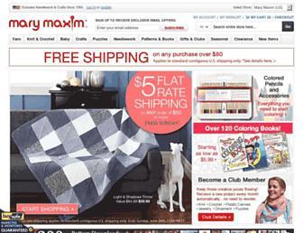 Thumbshot of Marymaxim.com
