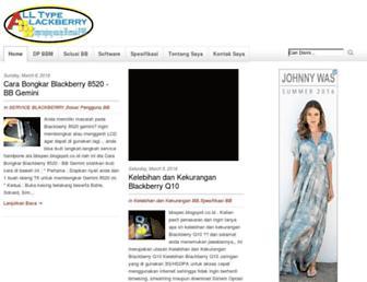 bbspec.blogspot.com screenshot
