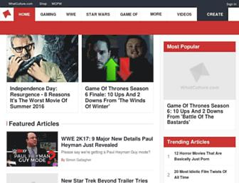 Thumbshot of Whatculture.com