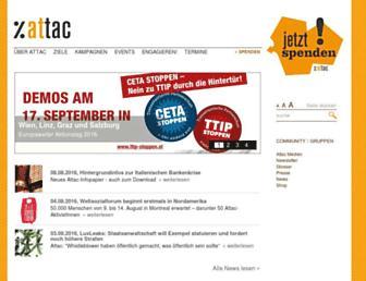 attac.at screenshot